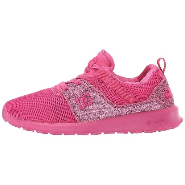 DC Heathrow SE Cheetah Print Womens Trainers Shoes