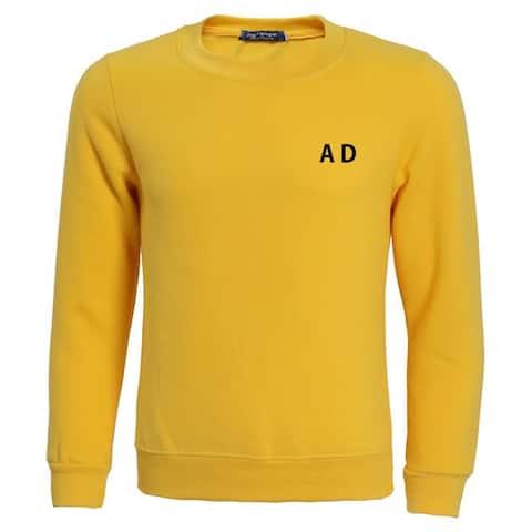Men's Sweater Round Neck Pullover Jacket