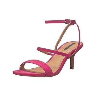 Tahari Womens Marcus Dress Sandals Open Toe Wrap - 6.5 medium (b,m)