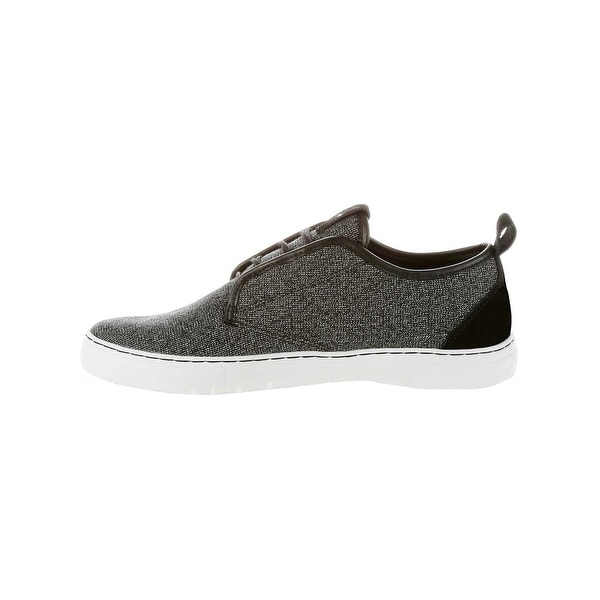 creative recreation lacava q sneakers in black white suiting free