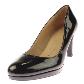 Naturalizer Womens Penny Dress Heels Patent Solid