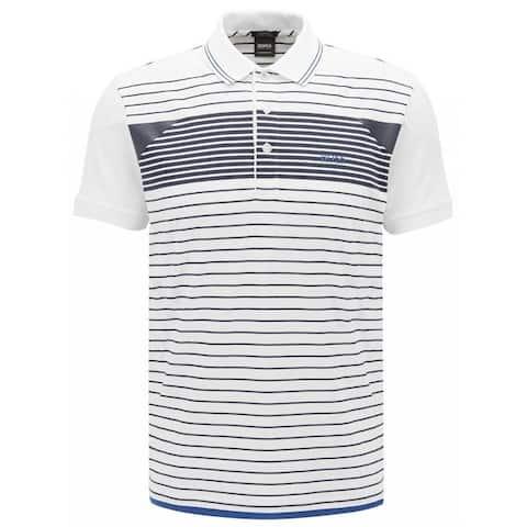 Hugo Boss White Paddy 5 Polo T-shirt