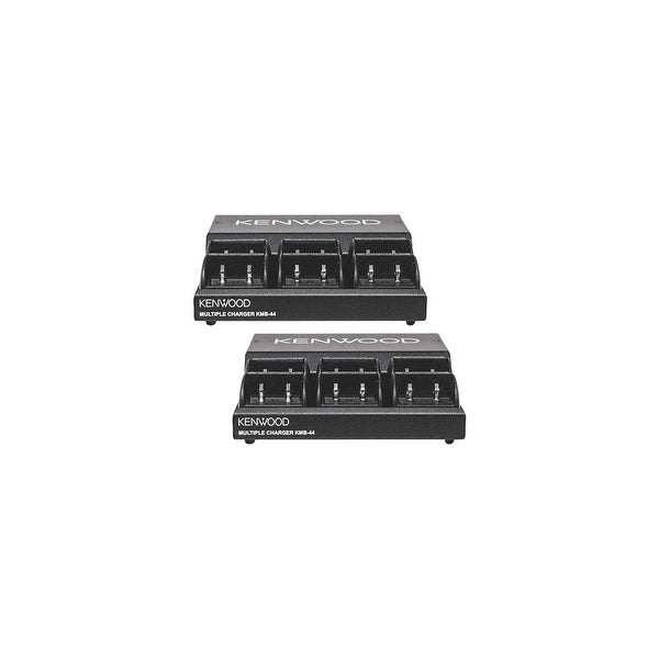 MultiCharger (2-Pack) Six unit charger