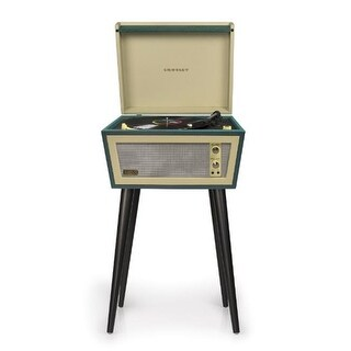 Sterling Turntable with Bluetooth - Green