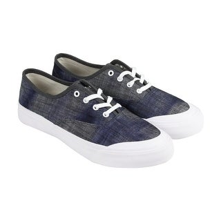 HUF Cromer Mens Blue Textile Lace Up Sneakers Shoes