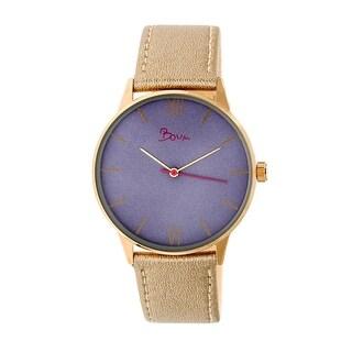 Boum Dimanche Women's Quartz Watch