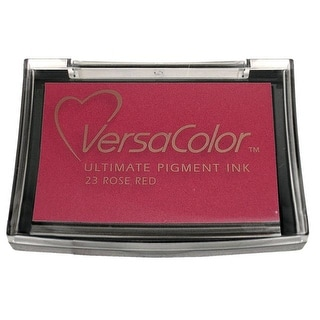 VersaColor Pigment Ink Pad Large Rose Red