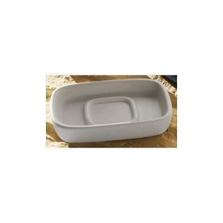 Nameeks 5211 Gedy Petra Collection Wall Mounted Soap Dish (Option: Beige Finish)