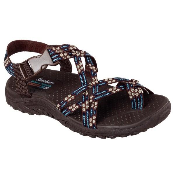 Skechers 40875 CHBL Women's REGGAE-LOOPY Sandal