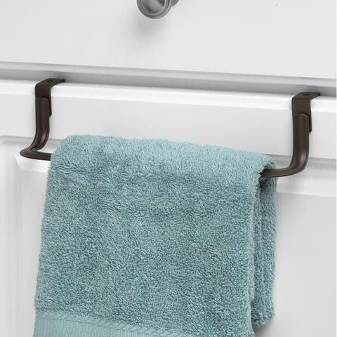 Spectrum 60124 Ashley Over The Cabinet/Drawer Single Towel Bar, Bronze