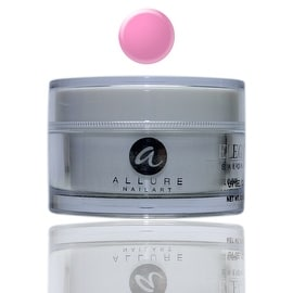 Elegance Salon Pro UV Gel Pink 0.5oz (15g) One Phase Professional Salon Quality Self-Levelling