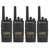 Motorola RMU2080D (4 Pack) Two Way Radio - Walkie Talkie