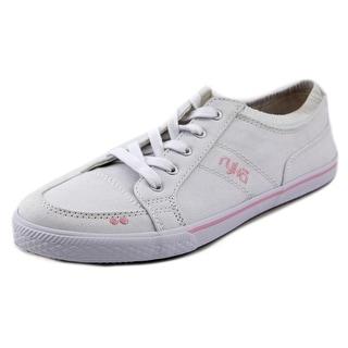Ryka Emory Women Round Toe Canvas Sneakers