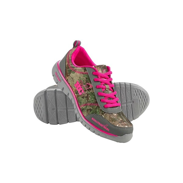 Legendary Whitetails Ladies Kendra Realtree Athletic Shoes