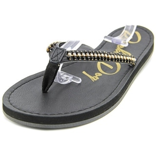 Rocket Dog Portia You Fancy Women Open Toe Synthetic Flip Flop Sandal