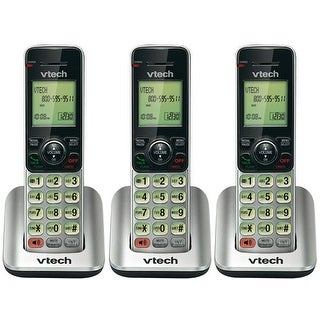 Vtech CS6609(3 Pack) Accessory Handset w/ Backlit LCD Display & Keypad