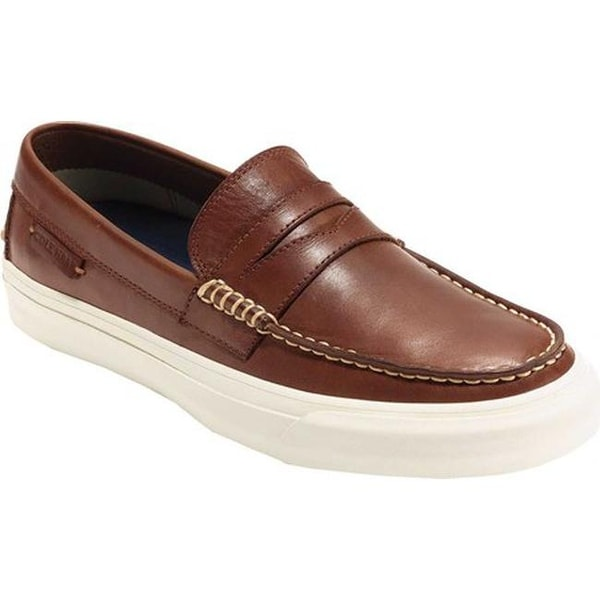 d3e17c40162 Cole Haan Men  x27 s Pinch Weekender LX Penny Loafer Woodbury Handstain  Leather