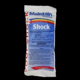 Maintain Pool Pro Multi Purpose Santizer and Shock Treatment 1lb
