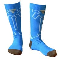 Legend of Zelda Breath of the Wild Crew Socks, 10-13