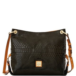 Dooney & Bourke Snake Frederica Bag (Introduced by Dooney & Bourke at $248 in Jul 2016) - Black