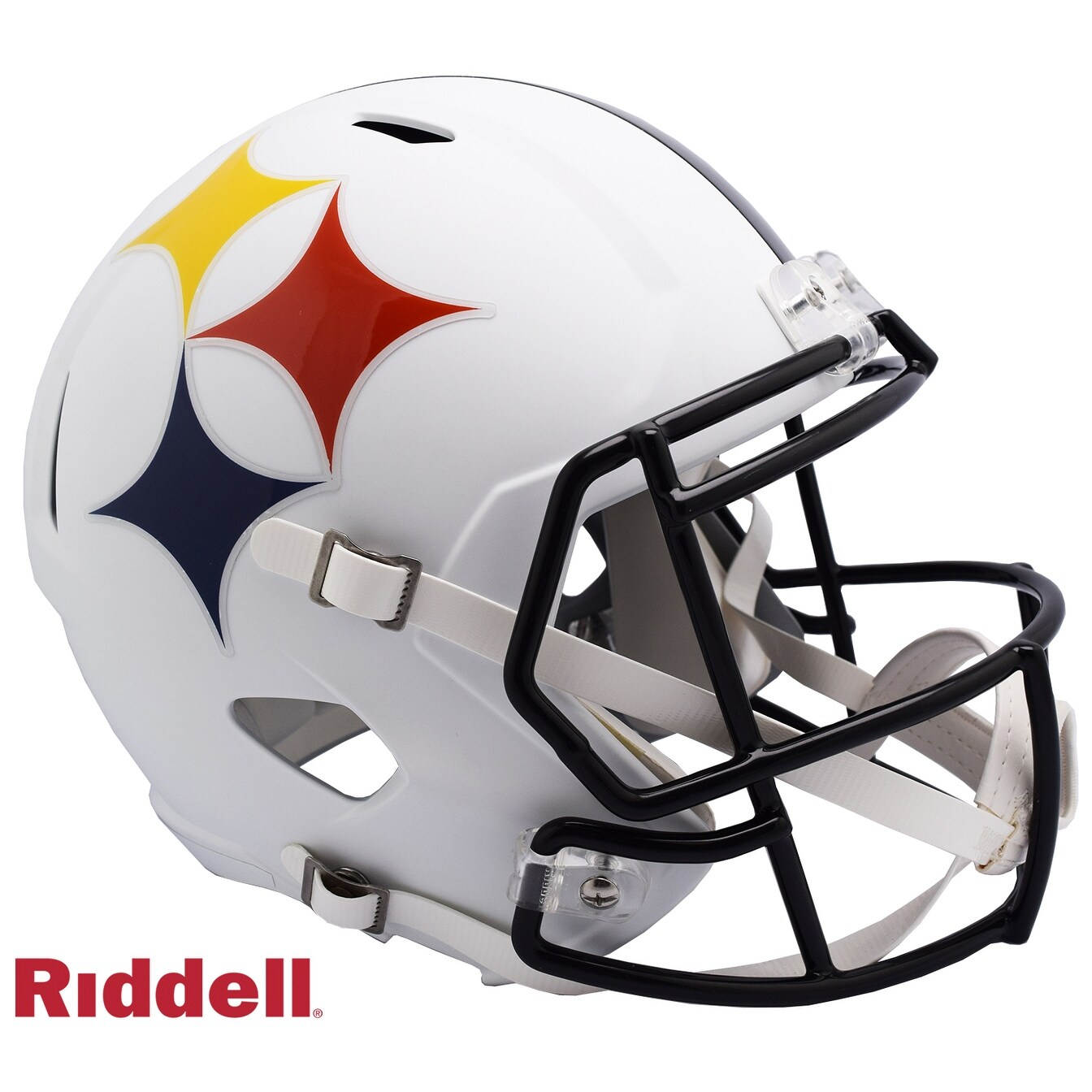 Pittsburgh Steelers AMP Alternate Series Riddell Speed Full Size Replica Football Helmet -  Overstock