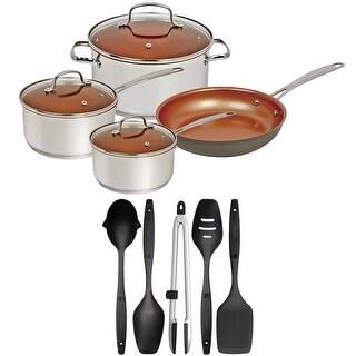 Ceramic Cookware Sets For Less Overstock Com
