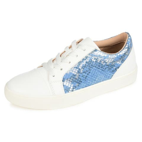 Journey + Crew Women's Comfort Foam Sneakers