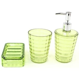 Nameeks GL200 Gedy Bathroom Accessories Set
