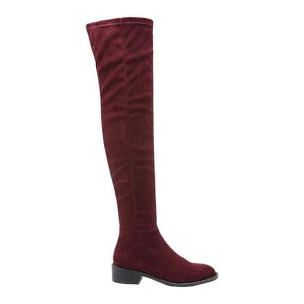 Franco Sarto Women/'s Bailey Over The Knee Boot