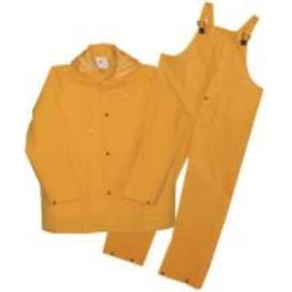 Boss 3PR0300YM Three Piece Rain Suit, 35 Mil, Yellow|https://ak1.ostkcdn.com/images/products/is/images/direct/9a6d2468995ff958fd7617bb4c6d584975a31a70/Boss-3PR0300YM-Three-Piece-Rain-Suit%2C-35-Mil%2C-Yellow.jpg?impolicy=medium