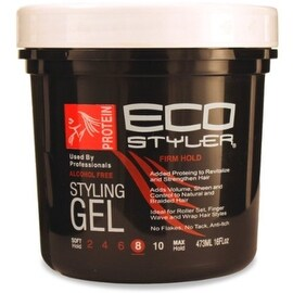 ECOCO EcoStyler Styling Gel Protein, 16 oz