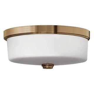 """Hinkley Lighting 5421-LED 1 Light 17"""" Width LED Flush Mount Ceiling Fixture"""