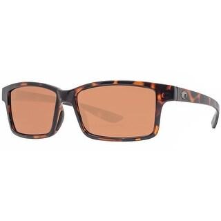 Costa Del Mar Tern TE66 OCP Retro Tortoise/Copper 580P Polarized Sunglasses - retro tortoise - 54mm-13mm-133mm