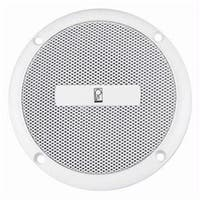 "Poly-Planar MA3013W 3"" Flush Mount Speakers - White"
