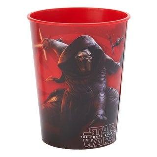 Star Wars: The Force Awakens 16oz Plastic Favor Single Cup - Multi