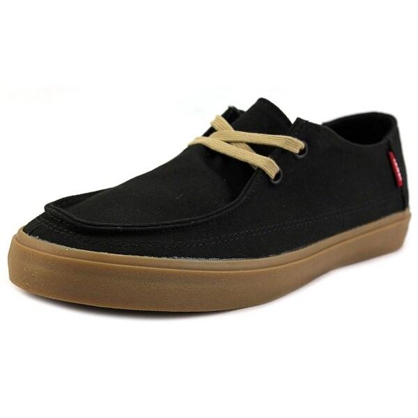 buy online 42a91 4564d Vans Rata Vulc SF Men Round Toe Synthetic Black Sneakers