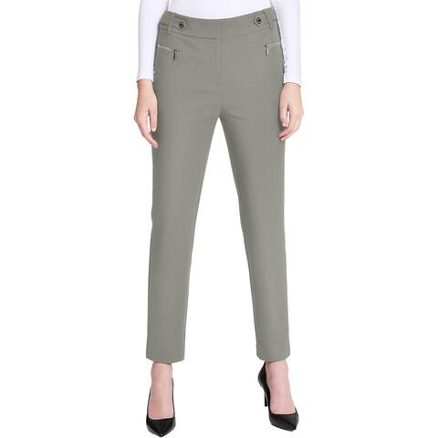 Calvin Klein Womens Dress Pants Office Wear Work