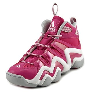 Adidas Crazy 8 J Round Toe Synthetic Basketball Shoe