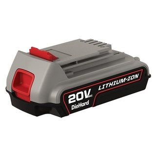 """""""Replacement Battery for Craftsman CMC20B (Single Pack) Replacement Battery"""""""