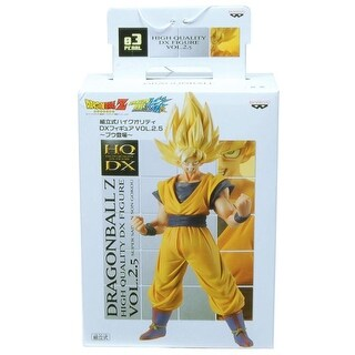 Dragon Ball Z Kai DX Super Saiyan Son Gokou Volume 2.5 Figure - multi