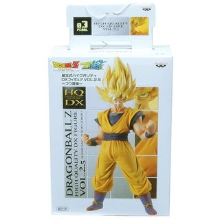 Dragon Ball Z Kai DX Super Saiyan Son Gokou Volume 2.5 Figure - multi