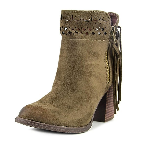 Not Rated Chamonix Women Round Toe Synthetic Ankle Boot