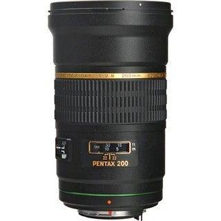 Pentax SMCP-DA* 200mm SDM Autofocus Lens