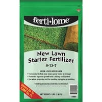 VPG Fertilome 4Lb New Lawn Starter 10904 Unit: EACH