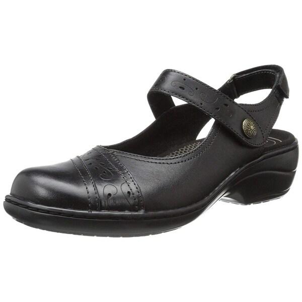 sports shoes 7ca68 b608c Shop Rockport Cobb Hill Women s Revmoon Dress Sandal - 8 - Free Shipping  Today - Overstock.com - 25708179