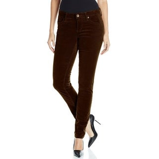 Kut From The Kloth NEW Brown Women's Size 4 Diana Corduroys Pants