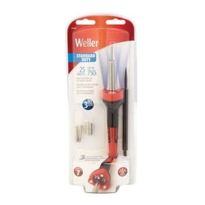 "Weller SP25NKUS LED Soldering Iron Kit 1/8"", 25 Watts"