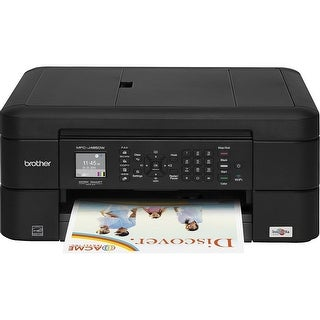 Brother International - Mfc-J485dw - Color Inkjet Aio