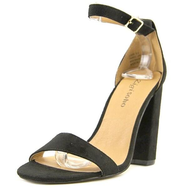 Zigi Soho Loise Women Blk Sandals