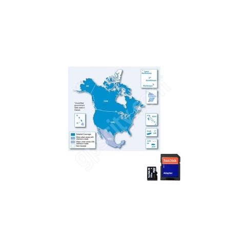 Garmin 010-11227-06-N nuMaps North America NT 2015 Navigational Software - Multicolor